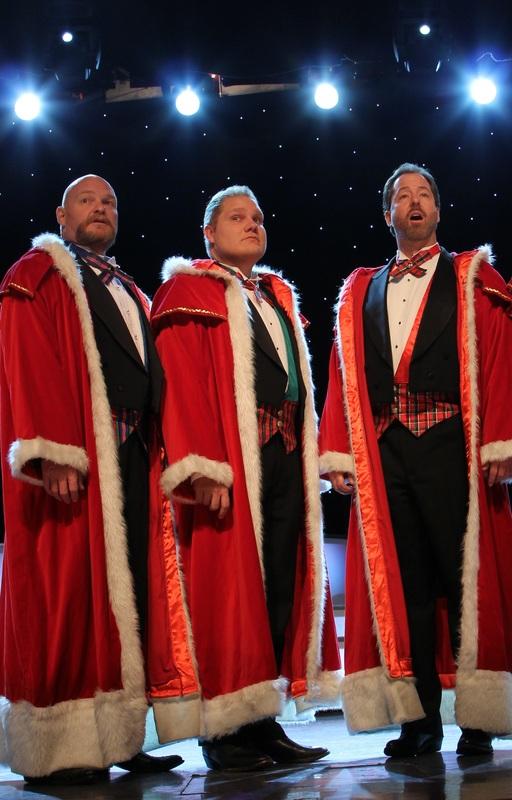 3 Redneck Tenors Show Christmas SPEC-TAC-YULE-AR 3 Wise men