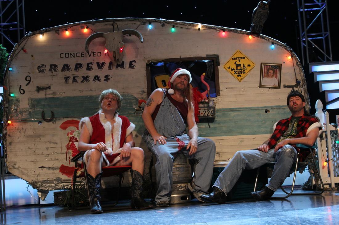 3 Redneck Tenors Show Christmas SPEC-TAC-YULE-AR Trailer