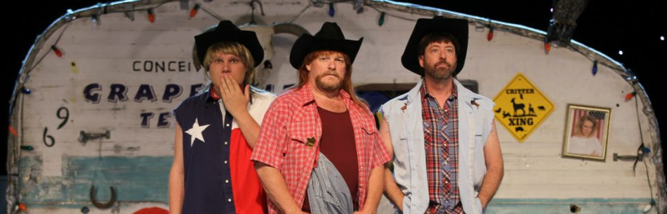 3 redneck tenors singing trailer background